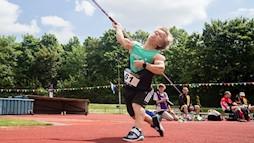 G Atletiek lichamelijk