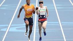 G atletiek visueel beperkten