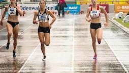 Sprint atletiek
